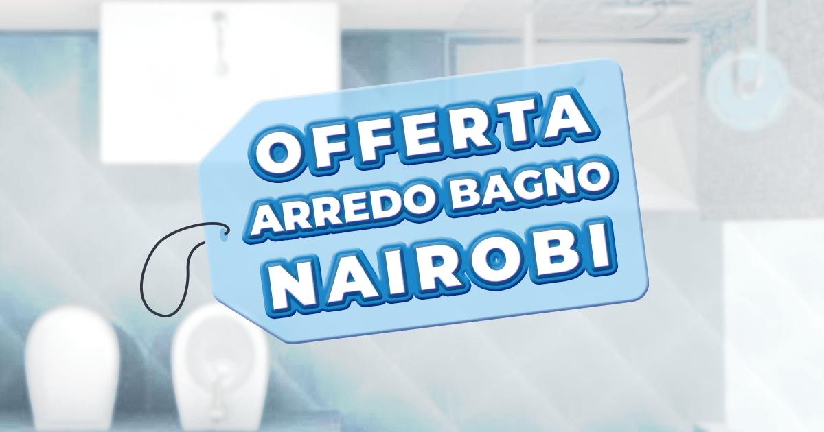 offerta arredo bagno nairobi